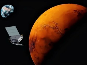 Stimulated Mars Mission Gutted In Usa