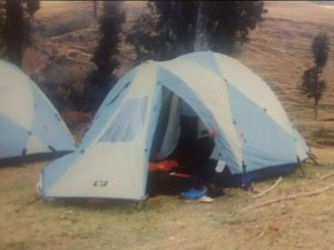 Assembly Loses Rahul To Introspection Found Him Camping In Uttarakhand