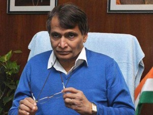 Profile Know All About Railway Minister Suresh Prabhu