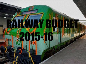 Railway Budget 2015 History Of Indian Railways In Years