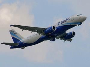 Indore Bound Indigo Makes Emergency Landing At Indore Airport