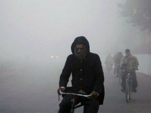 Winter Chill Intensifies In Up Thunder Showers Expected