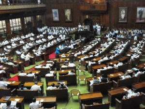 Karnataka Mla Makes Lewd Gestures At Speaker Evicted From Assembly