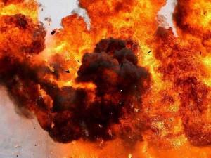 Five Killed In Varanasi Explosion