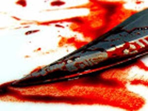 Violence School Class 1 Boy Stabbed Another Student