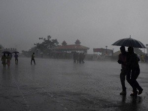 Heavy Rains Lash North India 8 Killed
