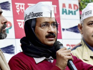 Kejriwal Seeks Patel Support Clean Gujarat Politics