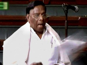 Include Pondy In Central Finance Commission Narayanasamy