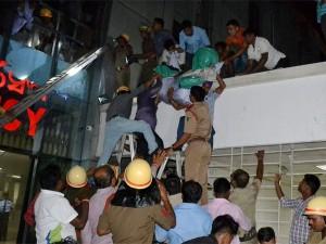 22 Killed Bhubaneswar S Sum Hospital Fire