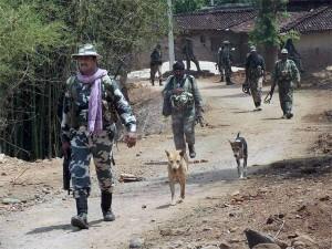 One Naxal Killed Gun Battle Chhattisgarh