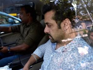 Salman Visits Slum As Part Drive Against Open Defecation