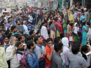 Guj Villagers Shut Down 2 Banks Over Rs 2k Withdrawal Ceili