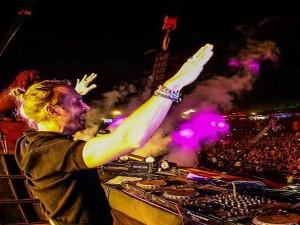 David Guettas Mumbai Concert Not Cancelled Organisers