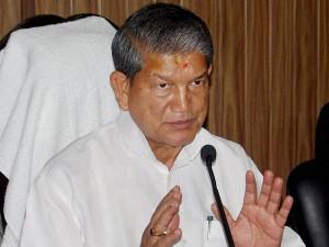 Rawat Files Nominations From Kichha Udhamsingh Nagar