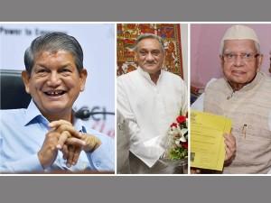 List Of Chief Ministers Of Uttarakhand