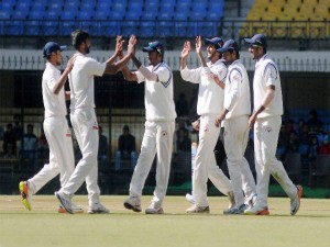 Irani Cup Gujarat Control As Rest India Struggle At 206 9 On Day 2