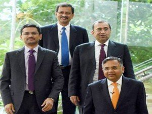 Rajesh Gopinathan Appointed As New Ceo Tcs
