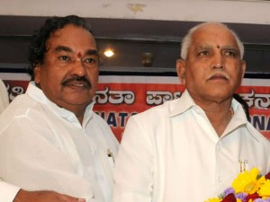 Amit Shah Applies Brakes On Eshwarappa Rayanna Brigade All Is Well Claims Yeddyurappa