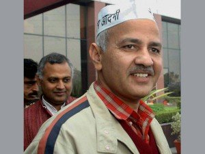 Delhi Budget Will Be A Symbol Of People Centric Governance Manish Sisodia