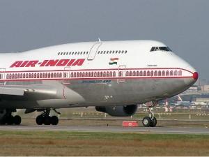 Us Bound Ai Flight Lands In London After Bird Hit