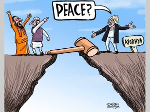 As Seers Mullahs Fight Ayodhya Peace Deal Will Be A Tight Rope Walk