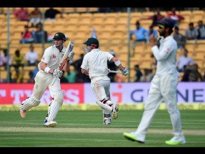India Vs Australia Indians Got A Better Opening Stand Than Us David Warner