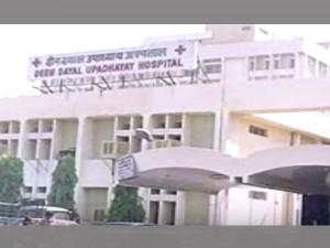 Doctor S At Delhi S Ddu Hospital Go On Strike Alleging Assault