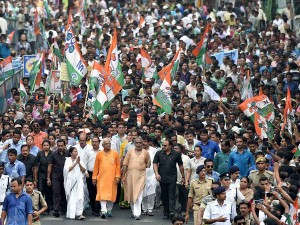 Bengal Bypoll Religion Communal Polarisation Main Issues