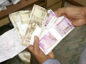 Kerala Facing Acute Shortage Of Currency Notes