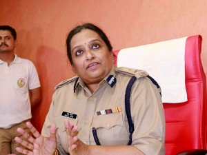 Geetha Johri Appointed As First Woman Dgp Gujarat