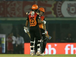 Ipl 2017 Match 33 Report Kings Xi Punjab Vs Sunrisers Hyderabad