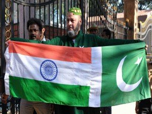 Champions Trophy Ahead Marquee Clash Famous Pakistan Fan India Supporter