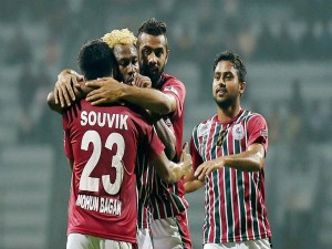 Official Mohun Bagan Sign Two New Foreign Players