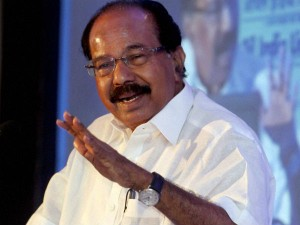 Keeping Congress Of Federal Front Not Desirable Veerappa Moily