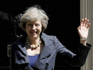Theresa May Conveys Diwali Wishes Thanks Indian Community Contribution