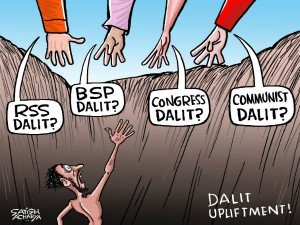 Dalits Remain Downtrodden As Political Parties Claim Be Thei