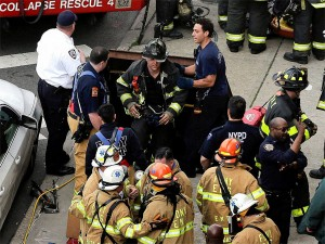 New York Subway Train Derails 12 Injured