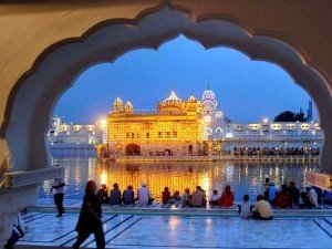 Sikh Americans Want Women To Sing Hymns At Golden Temple