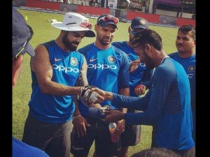 India Vs Sri Lanka Hardik Pandya Is Not Taking Any Pressure Debut Test