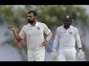 India Vs Sri Lanka Match Report 1st Test Day 2