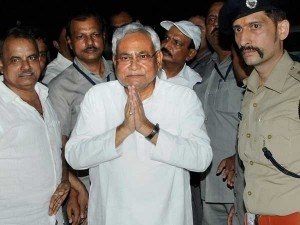 Decision To Walk Out Of Alliance Is Bihars Interest Says Nitish After Taking Oath