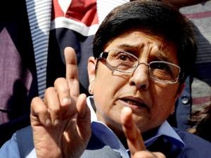 Puducherry Cm Accuses Lt Guv Blocking Schemes Bedi Rejects