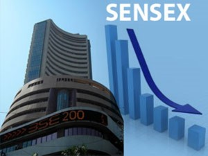 Sensex Down Nifty Open Flat Rupee At 63