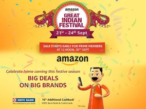 Pre Amazon Great Indian Festival Begins Now Get Up To 70 Off On Products