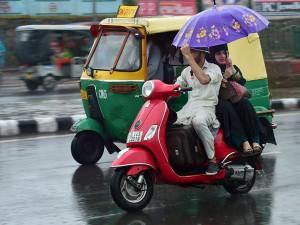 Overnight Showers Disrupt Life In Punjab Haryana