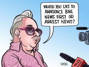 No Jail Only Bail Vijay Mallya Continues Fly High As King