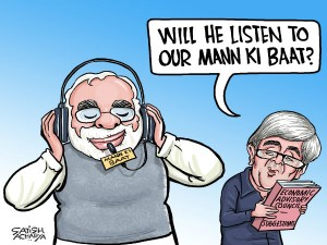 Will Modi Listen Mann Ki Baat Experts On Economy
