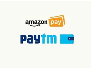 Diwali Coupon Sale Paytm Wallet Vs Amazon Pay Get Upto 50 Cashback