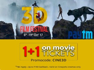 Just Before Diwali This Happens Only At Paytm Bookmyshow