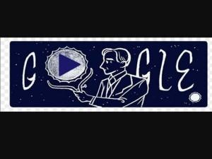 Google Doodle Celebrates 107th Birth Anniversary Astrophysicist Chandrashekar